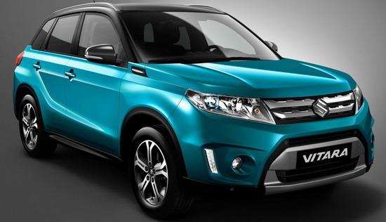 Premijera nove Suzuki Vitare