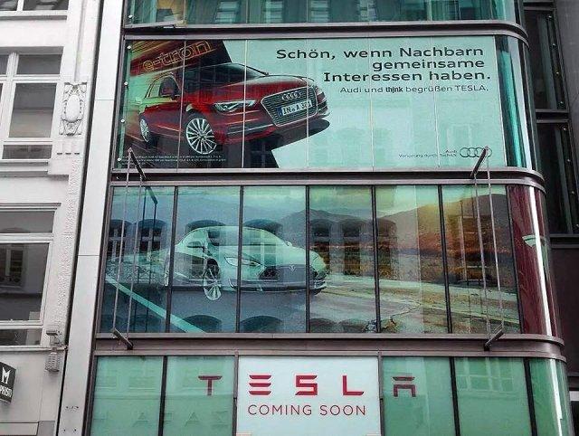 Audi uzvraća udarac Tesli na domaćem terenu?