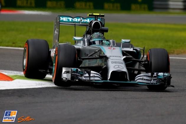 Rosberg Monza