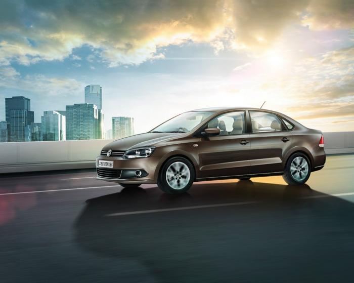 Predstavljen Volkswagen Vento facelift
