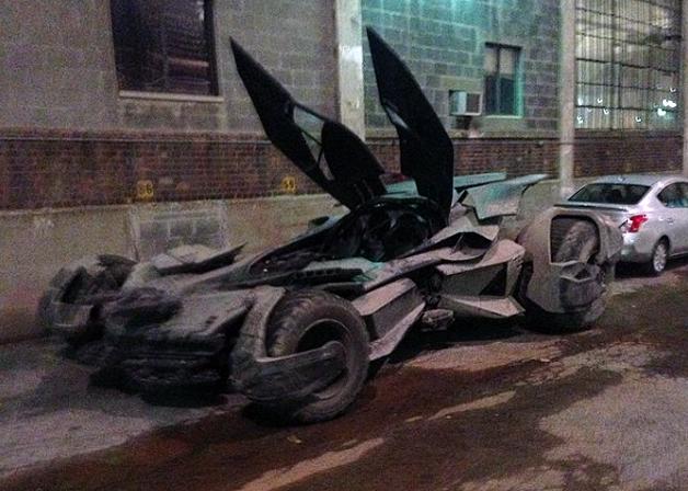Da li je ovo novi Betmenobil?