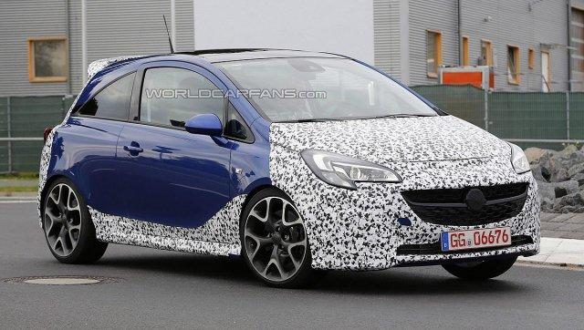 Sledeće godine stiže OPC verzija Opel Korse