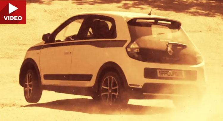 Da li novi Renault Twingo može da driftuje?