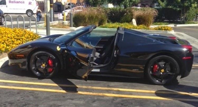 Kako ukrasti Ferrari od policije?