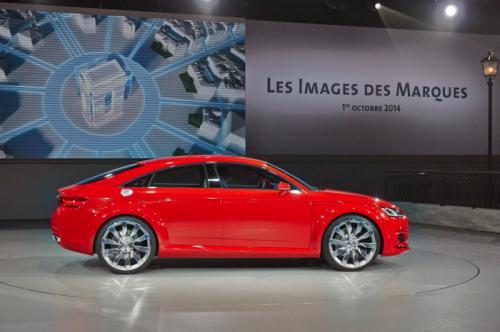 Zvanične fotografije: Audi TT Sportback koncept
