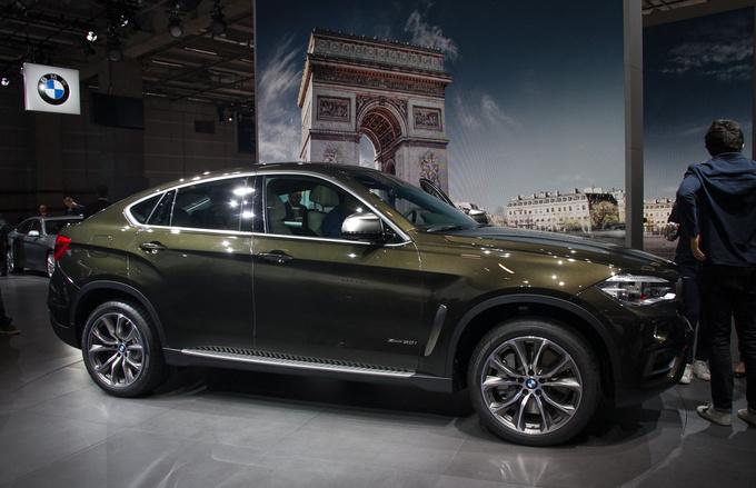 Pariz:BMWX