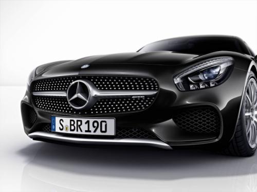 Mercedes-AMG GT Carbon & Silver Chrome-2