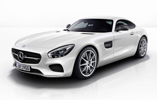 Mercedes-AMG GT Carbon & Silver Chrome-3