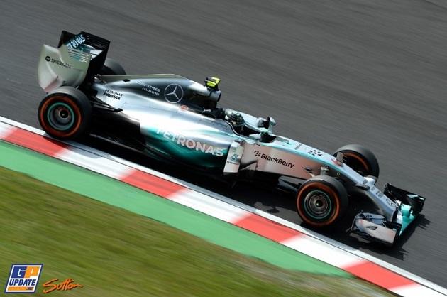 Rosberg Suzuka