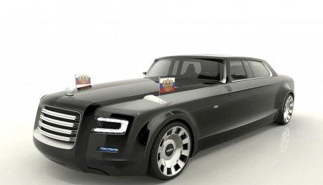 Putinova limuzina Kortež biće pogonjena Porsche motorom
