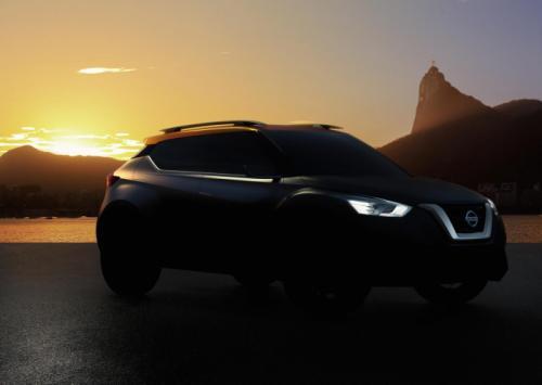 Nissan ponovo tizuje slikama svog novog SUV koncepta