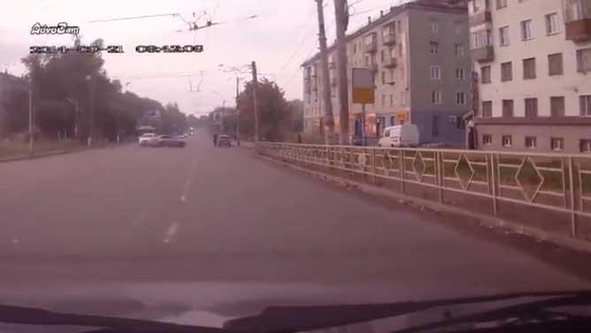 Video: Jedna od epskih potera u Rusiji
