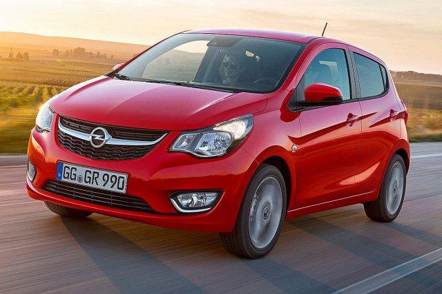 Zvanično: Opel Karl mali gradski automobil
