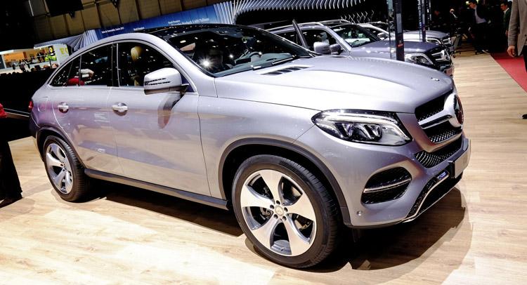 Mercedes je objavio cene za GLE Coupe