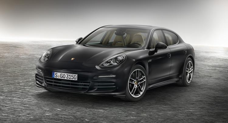 "Stiže Porsche Panamera ""Edition"" model"