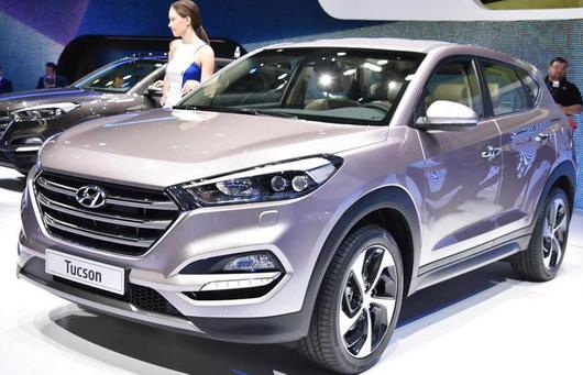 Ženeva: Predstavljen novi Hyundai Tucson