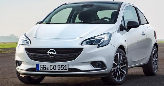 Opel Corsa i Karl ekskluzivno na sajmu automobila u Beogradu