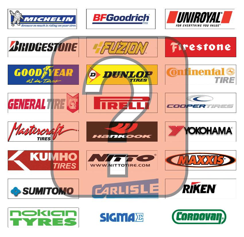 Anketa: Ko proizvodi najbolje pneumatike/gume?