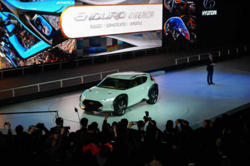Hyundai Enduro predstavljen u Seulu