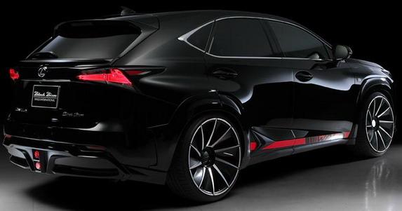 Lexus NX-4