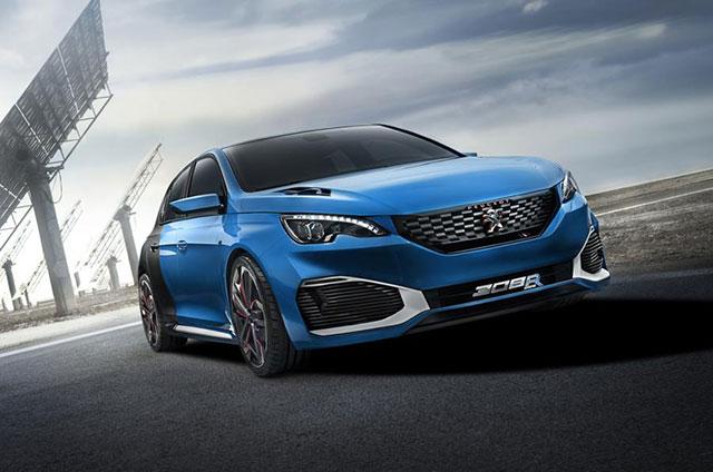 Totalnosuludo:PeugeotpredstavljamodelRHYbridsaKS
