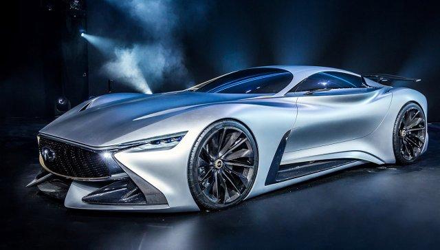 Infiniti Vision GT napokon kao koncept vozilo