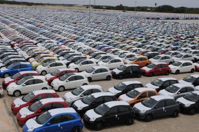 Opozvan rekordan broj automobila u Japanu