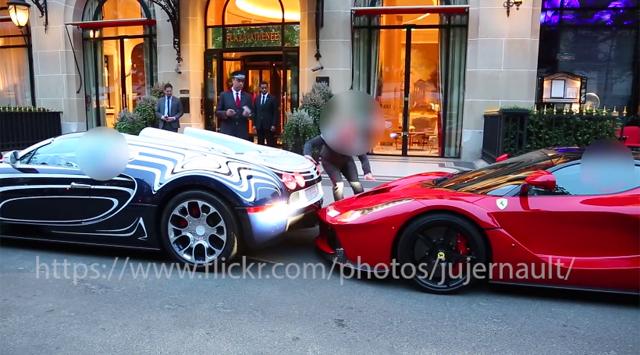 laferrari-Veyron