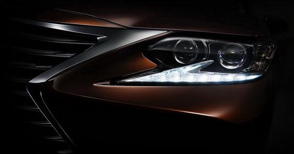 Uskoro premijera Lexus ES modela