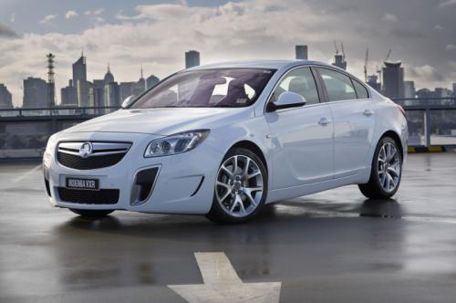 Izašli detalji za Holden Insignia VXR