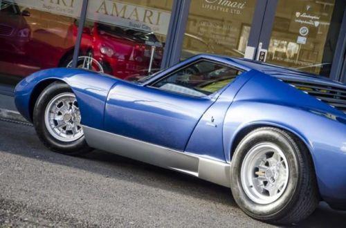 Lamborghini Miura-4