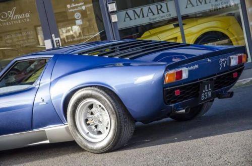Lamborghini Miura-s