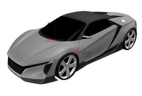 Uskoro novi Hondin sportski automobil