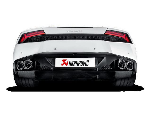 Akrapovič predstavio izduvni sistem za Lamborghini Huracan