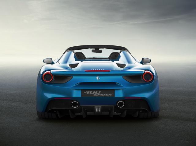 FerrariSpiderzvaničnopredstavljen[Galerija]
