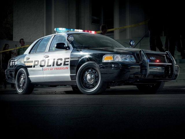 GTA uživo: Ukrao policijski auto