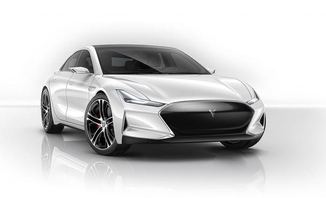 Kopija Tesla Model S za tri puta manju cenu