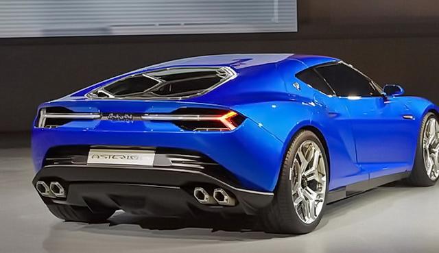 Lamborghini stopirao projekat Asterion