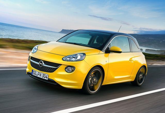 Mali Opeli pogurali prodaju