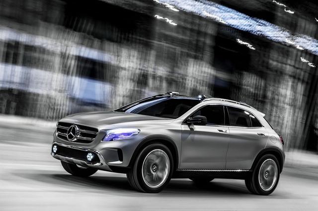 Možda uskoro i Mercedes ponudi električni Crossover