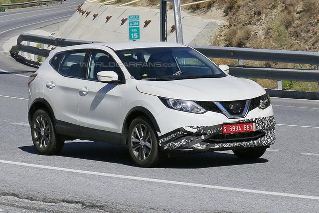 Misteriozni Nissan Qashqai prototip uslikan tokom testiranja
