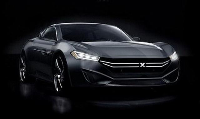 Youxia Motors predstavio sportski električni automobil