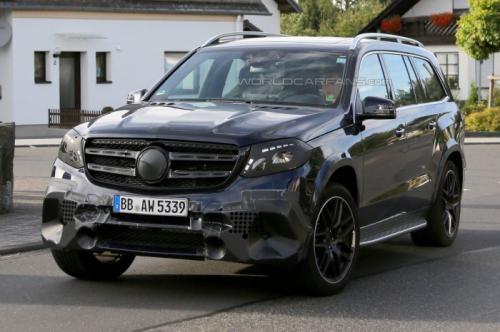 Špijunskeslike&#;Mercedes AMGGLS