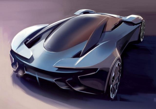 Novi superautomobil Aston Martina?