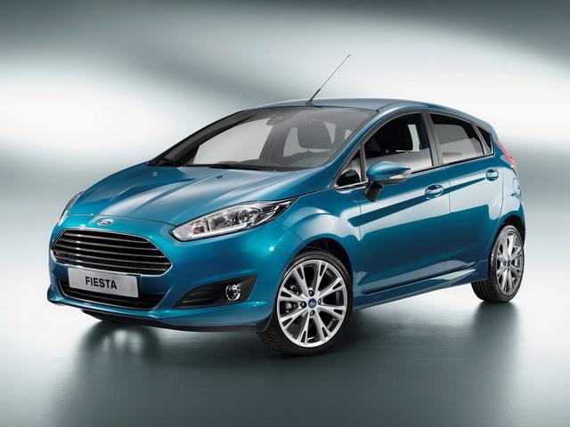 Ford Fiesta i dalje najprodavaniji model B segmenta u Evropi