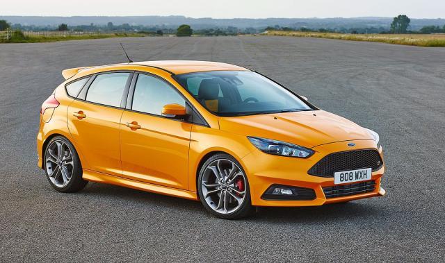 Ford Focus ST u Srbiji