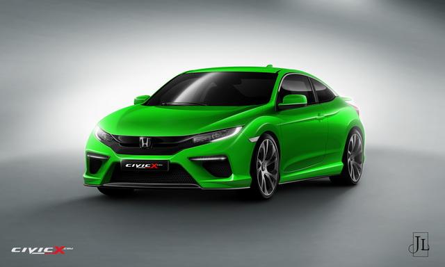 Novi Civic Coupe Type R će ovako izgledati?