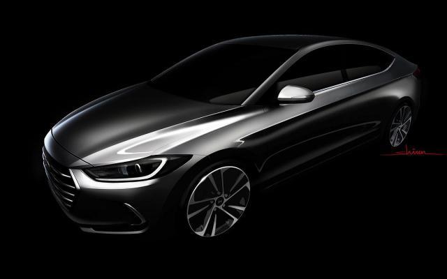 Hyundai prikazao vernu skicu nove Elantre