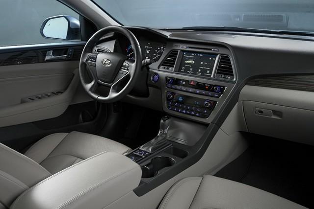 Hyundai Sonata plug in Hybird