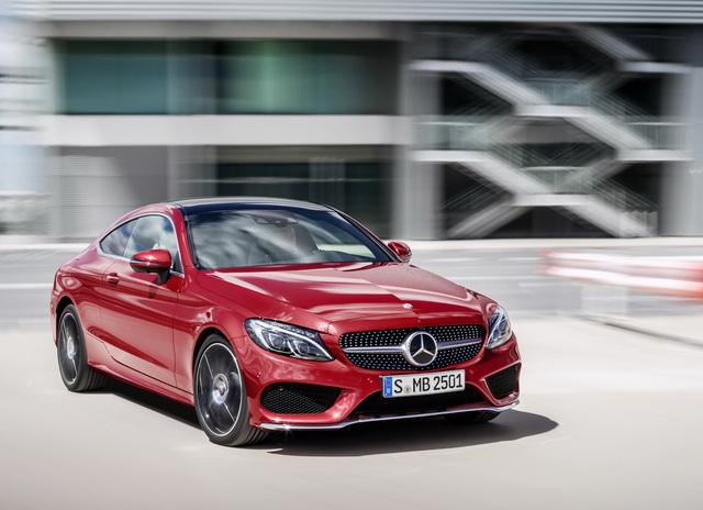 Mercedes prikazao slike novog C Class Coupe modela [Galerija]